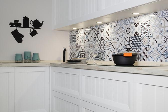 Fotografía de una cocina hecha por Maderaje